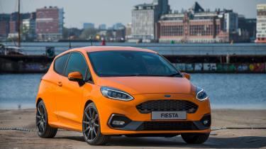 Fiesta ST Performance Edition