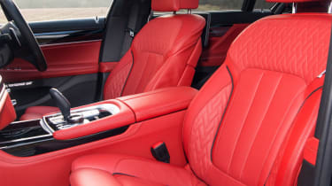BMW M760Li xDrive - Interior