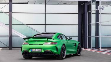 Mercedes-AMG GT R Pro rear