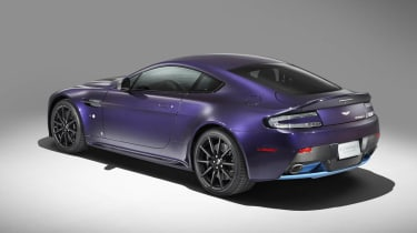 Aston Martin V12 Vantage by Q
