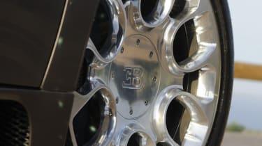 Bugatti Veyron Grand Sport wheel