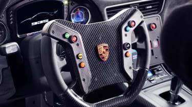 New Porsche 935  wheel