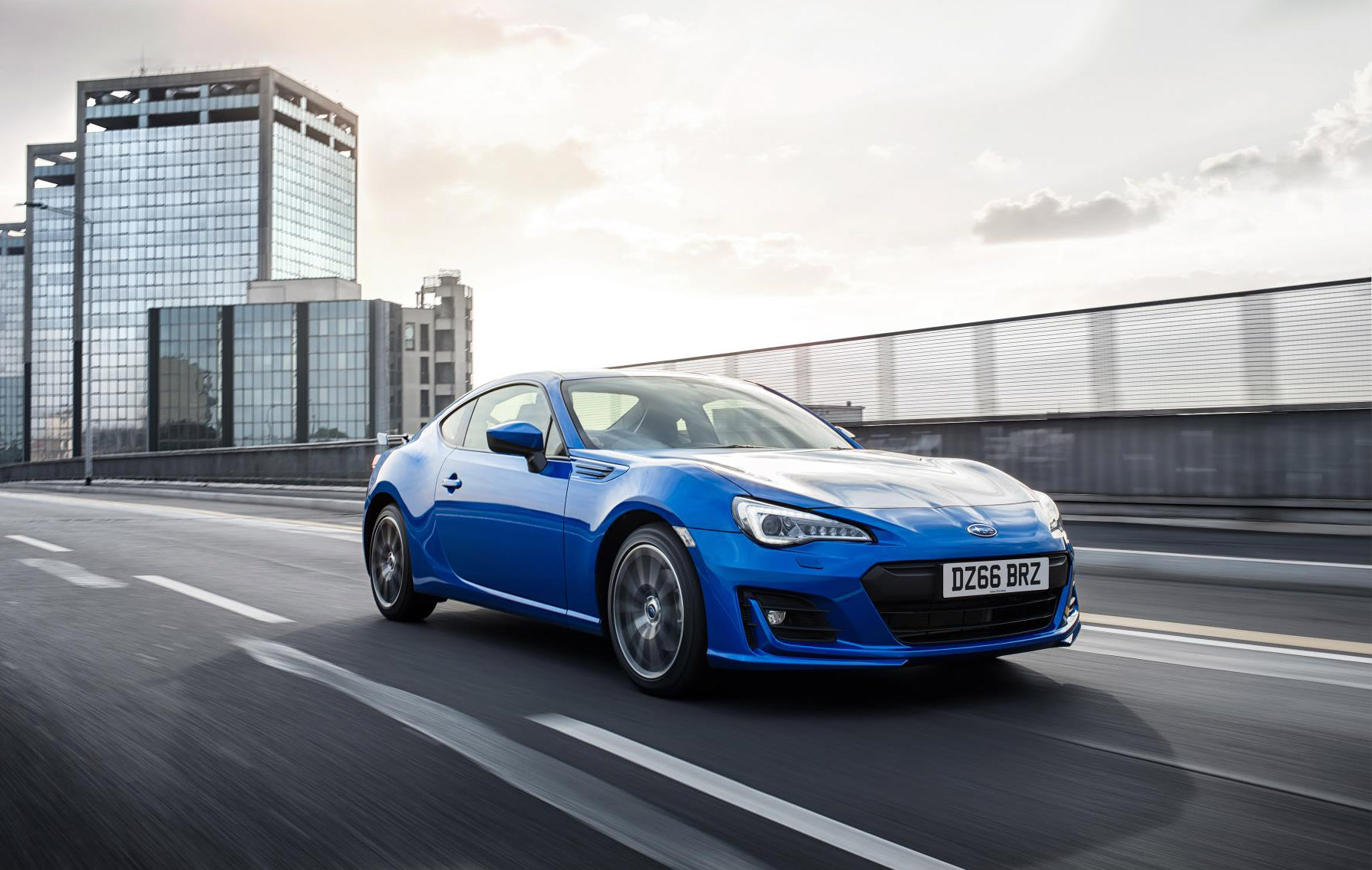 Subaru BRZ review - prices, specs and 0-60 time | Evo