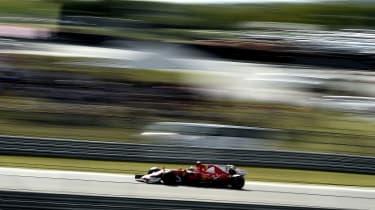 F1 2017 Austin - Ferrari