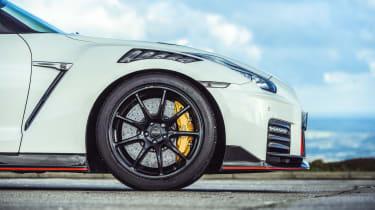 R35 Nissan GT-R Nismo wheel