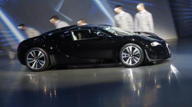 Bugatti Veyron Jean Bugatti: Frankfurt motor show 2013