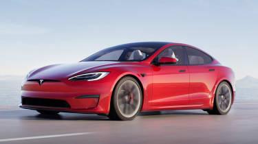 Tesla Model S 2021