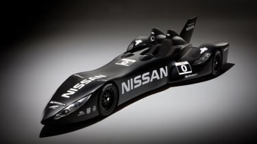 Nissan's Deltawing racer gets Le Mans go-ahead