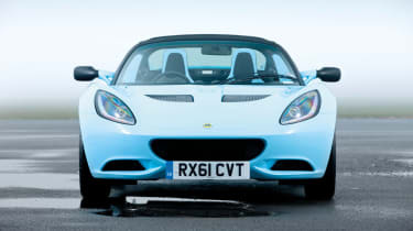 Lotus Elise S3 Club Racer 2011
