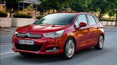 New Citroën C4 hatchback review