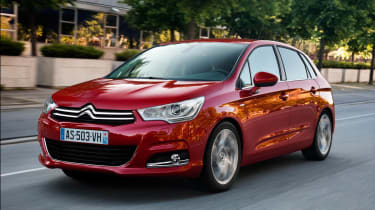 New Citroën C4 hatchback review