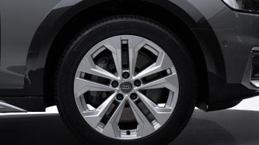 Audi A4 Allroad - whees