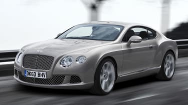 Bentley Conti GT updated