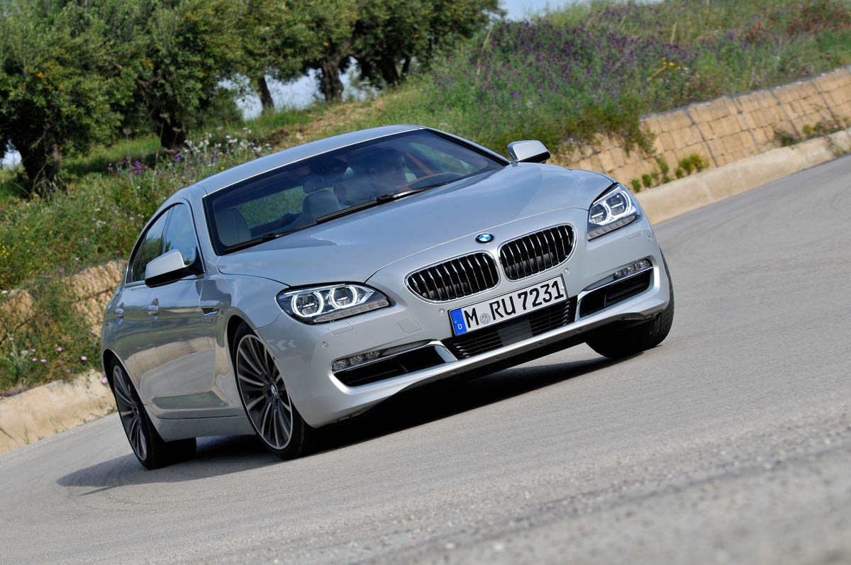 BMW 6-series Gran Coupe review | Evo