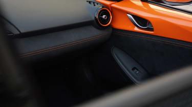 Mazda MX-5 30th Anniversary - dash