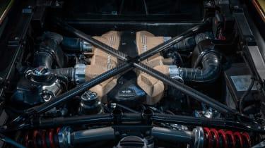 Lamborghini Sian - engine