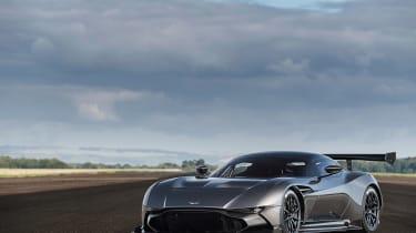 Aston Martin Vulcan - front three quarter