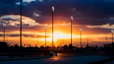 F1 Round 20 - twilight