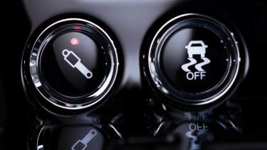 Aston Martin V12 Vantage S adaptive dampers