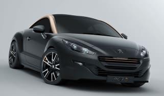 Hot Peugeot RCZ R confirmed