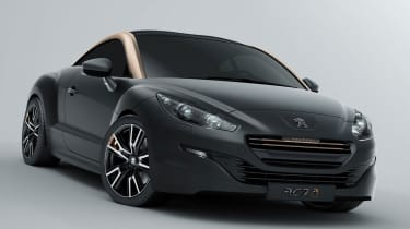 Hot Peugeot RCZ R confirmed