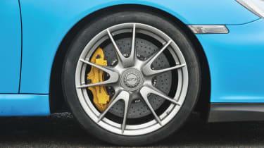 Porsche 911 GT3 997 wheels