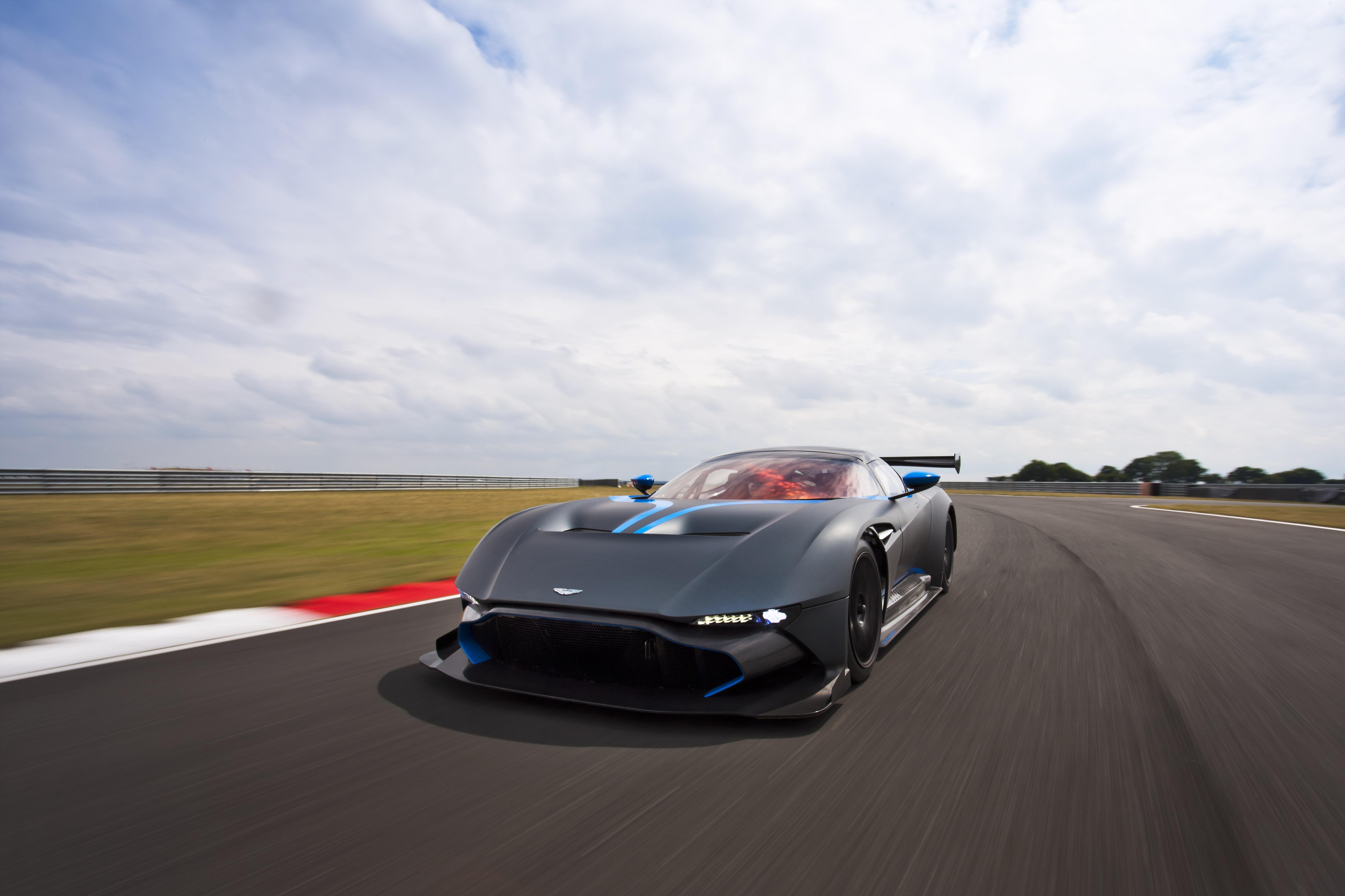 Aston Martin Vulcan Price, Top Speed, Road Legal, News >> Aston Martin Vulcan Review Track Only Aston Reviewed At Blyton