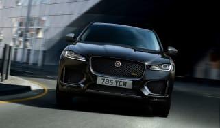 Jaguar F-Pace 300 Sport - front