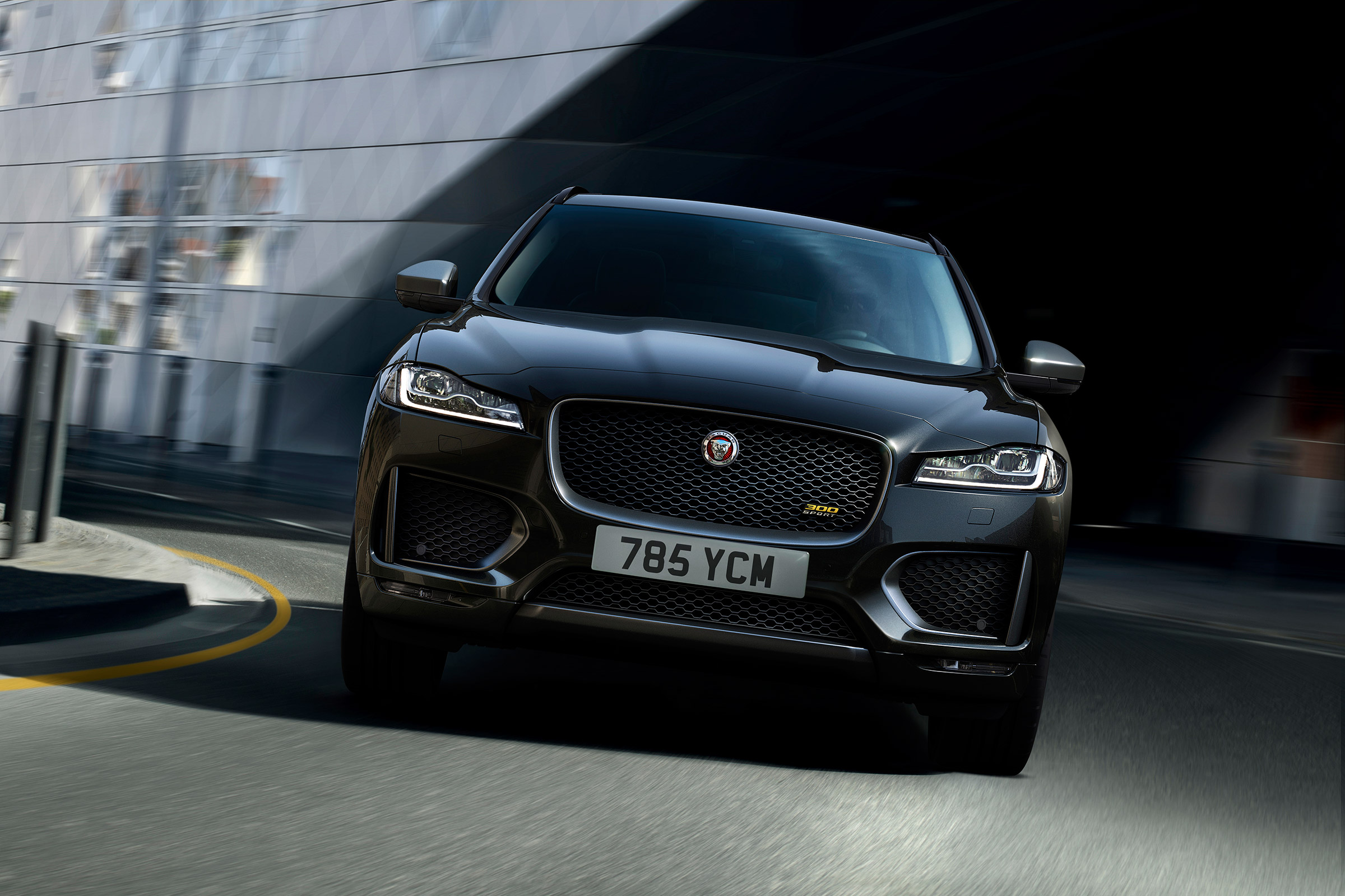 Jaguar F Pace Review Why Jaguar S Suv Is One Of The Best Evo