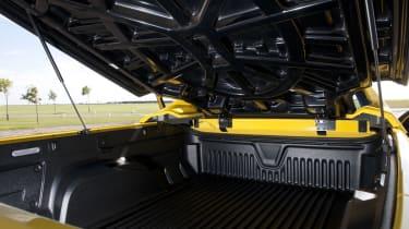 Vauxhall Maloo load bay