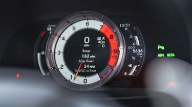 Roma GT test –LC dial