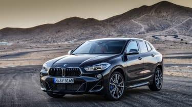 BMW X2 M35i - front quarter