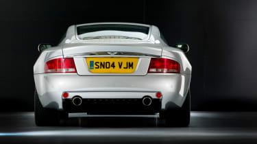 Aston Martin V12 Vanquish rear