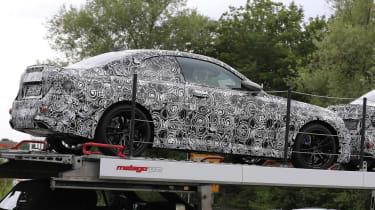 2021 BMW 2-series spy – rear side