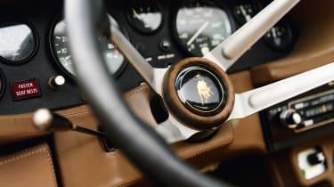Lamborghini Silhouette - wheel