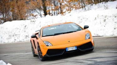Lamborghini Gallardo LP570-4 Superleggera review