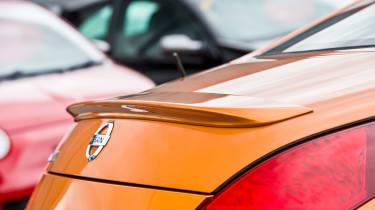 Nissan 350Z – lip spolier