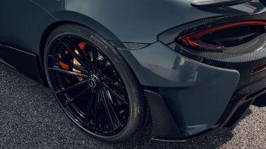 Novitec McLaren 600LT wheel