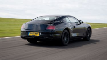 Bentley Continental GT - pre production rear