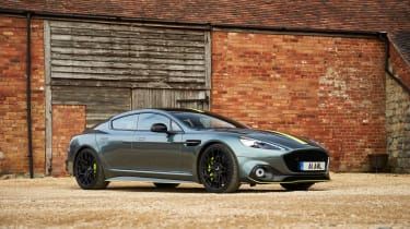 Aston Martin Rapide AMR static