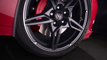 2020 Chevrolet Corvette C8 wheel