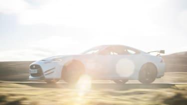 Jaguar XKR-S GT - driving