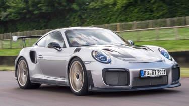 Porsche 911 GT2 RS - 991.2 front