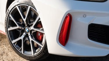 BMW 128ti - detail