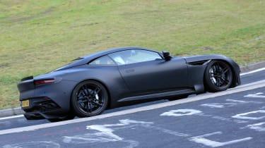Aston Martin Vanquish Nurburgring –