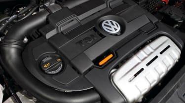 VW Polo GTI engine