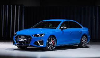 2019 Audi S4 - front quarter