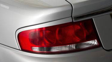 Aston Martin V12 Vanquish rear light