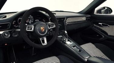 Ares Porsche 964 Targa - interior