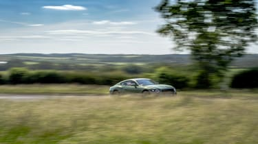 Bentley Continental GT review – green pan